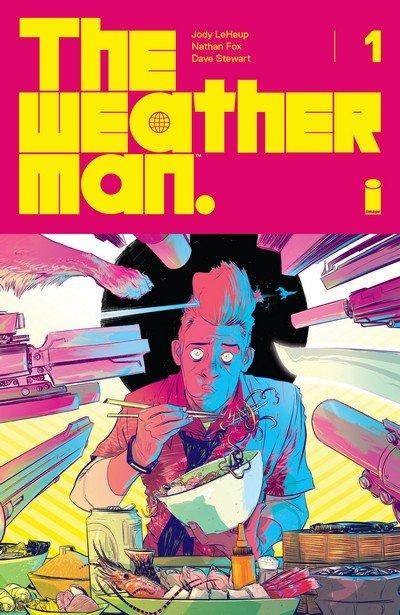 The Weatherman #1 – 6 (2018)