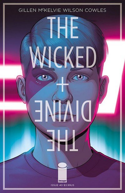 The Wicked + The Divine #40 (2018)