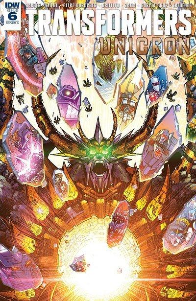 Transformers – Unicron #6 (2018)
