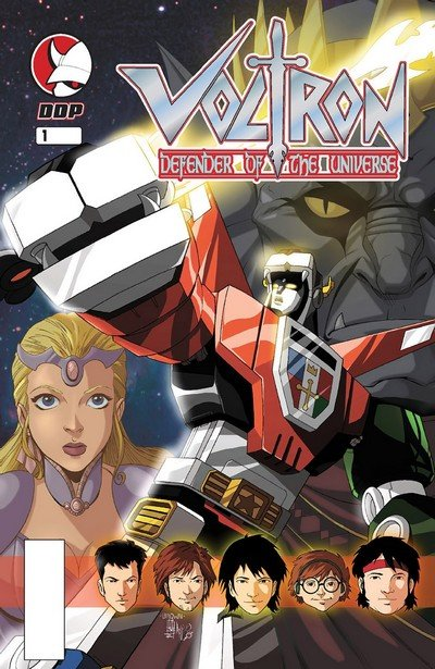 Voltron – Defender of the Universe #0 – 4 (2003)