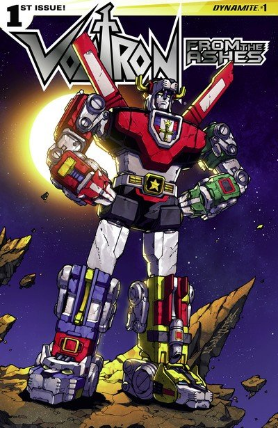 Voltron – From the Ashes #1 – 6 (2015-2016)