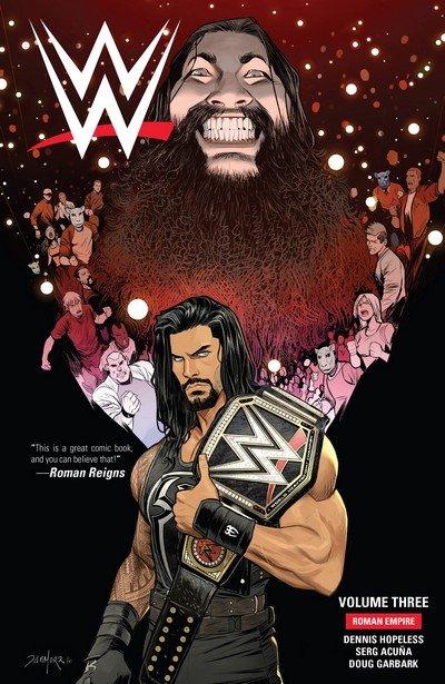 WWE Vol. 3 – Roman Empire (TPB) (2018)