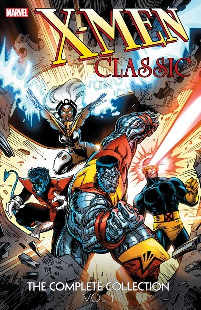 X-Men Classic – The Complete Collection Vol. 1 (TPB) (2018)