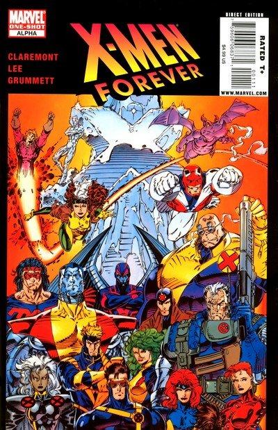 X-Men Forever Alpha #1 (2009) (One Shot)