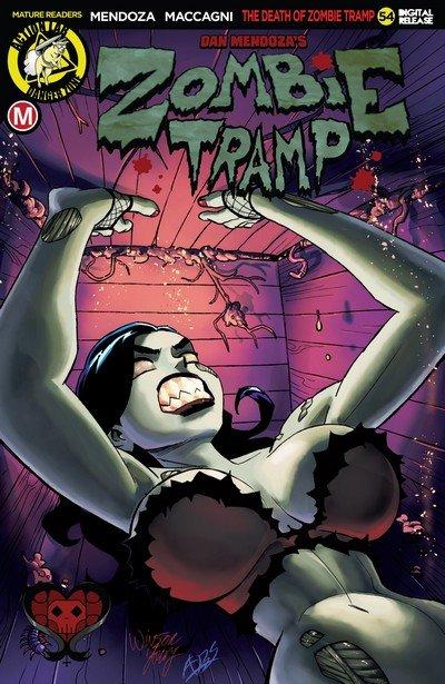 Zombie Tramp #54 (2018)