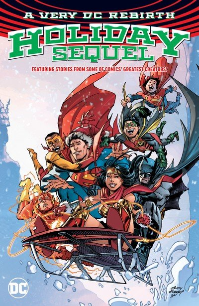 A Very DC Rebirth Holiday Sequel (TPB) (2018)