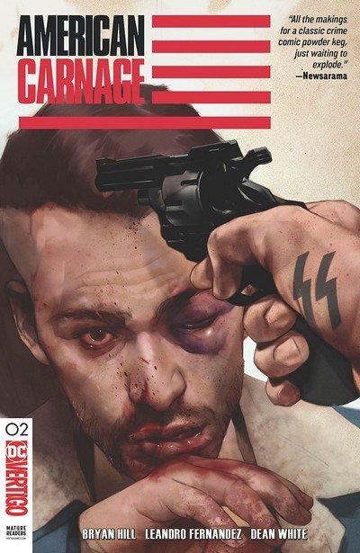 American Carnage #2 (2018)