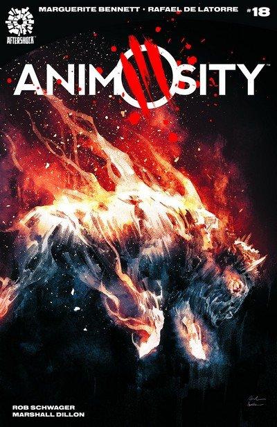 Animosity #18 (2019)