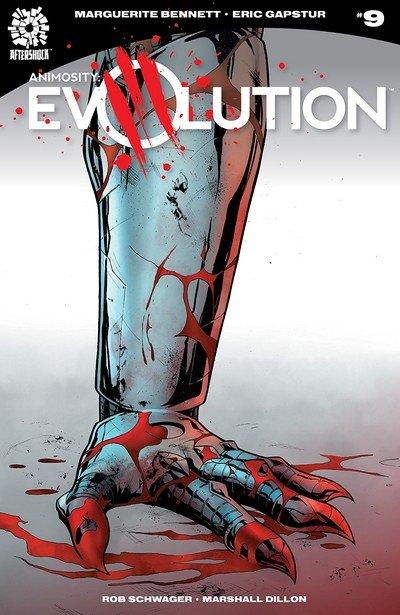 Animosity – Evolution #9 (2018)