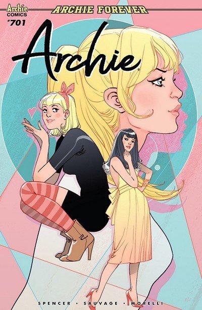Archie #701 (2019)