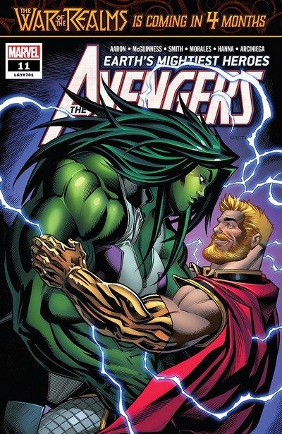 Avengers #11 (2018)