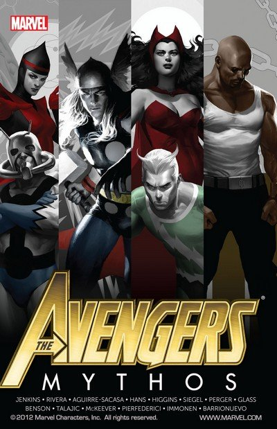Avengers – Mythos (TPB) (2012)