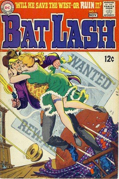 Bat Lash #1 – 7 (1968-1969)