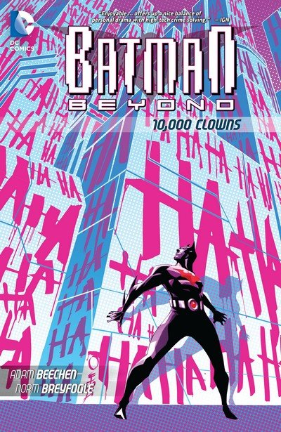 Batman Beyond – 10,000 Clowns (TPB) (2013)