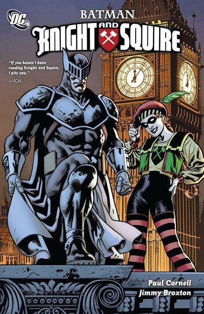 Batman – Knight and Squire (TPB) (2011)