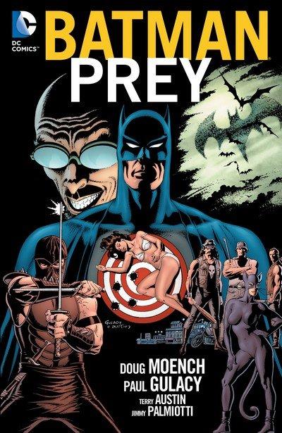 Batman – Prey (TPB) (2012)