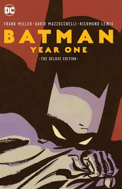 Batman – Year One – The Deluxe Edition (2017)