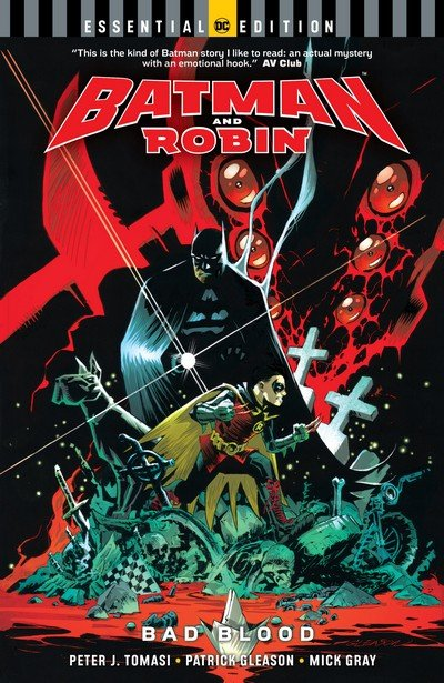 Batman and Robin – Bad Blood (DC Essential Edition) (2018)