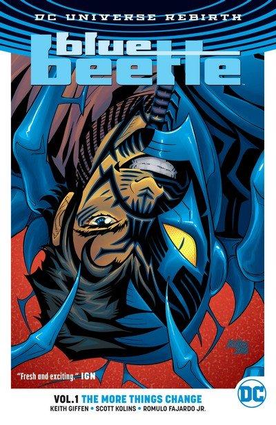 Blue Beetle Vol. 9 TPBs – Vol. 1 – 3 (2017-2018)