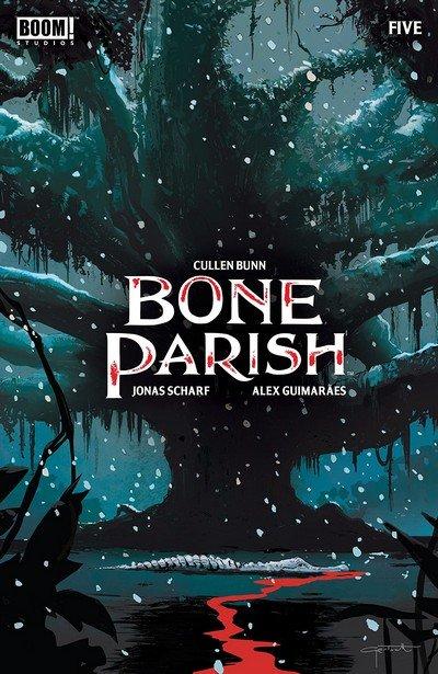 Bone Parish #5 (2018)
