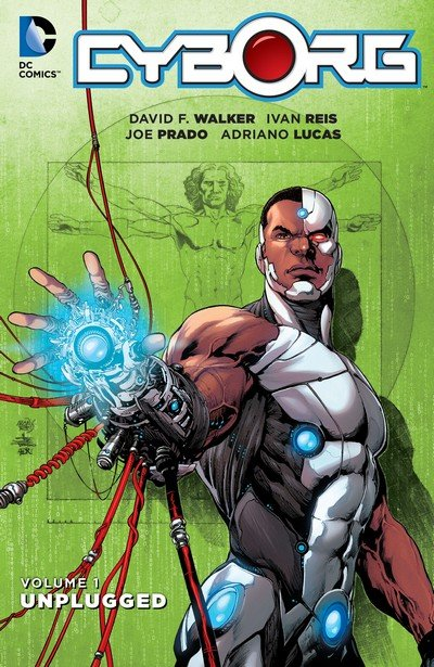 Cyborg Vol. 1 TPBs – Vol. 1 – 2 (2016-2017)