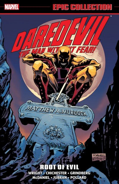 Daredevil Epic Collection Vol. 19 – Root of Evil (2018)