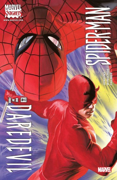 Daredevil – Spider-Man #1 – 4 (2001)