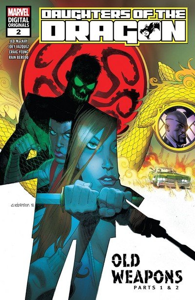 Daughters of the Dragon #2 (2018)