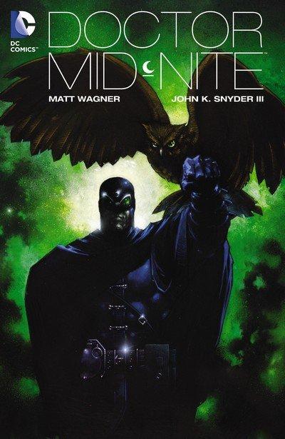 Doctor Mid-Nite #1 – 3 + TPB (1999-2000)