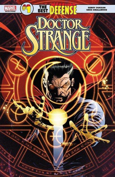 Doctor Strange – The Best Defense #1 (2018)