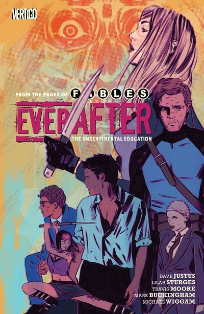 Everafter Vol. 2 – The Unsentimental Education (TPB) (2017)