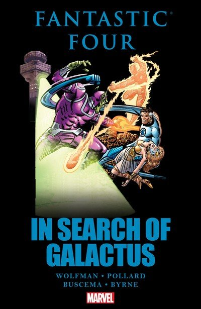 Fantastic Four – In Search of Galactus (TPB) (2010)
