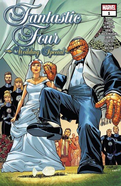 Fantastic Four – Wedding Special #1 (2018)