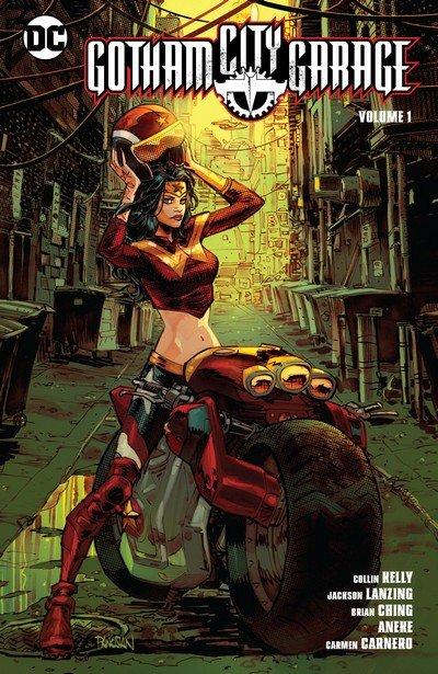 Gotham City Garage Vol. 1 – 2 (TPB) (2018)