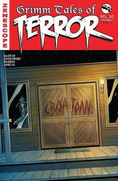 Grimm Tales Of Terror Vol. 4 #10 (2018)