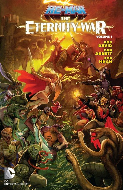 He-Man and the Masters of the Universe (Collection) (2013-2017)
