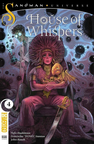 House Of Whispers #4 (2018)