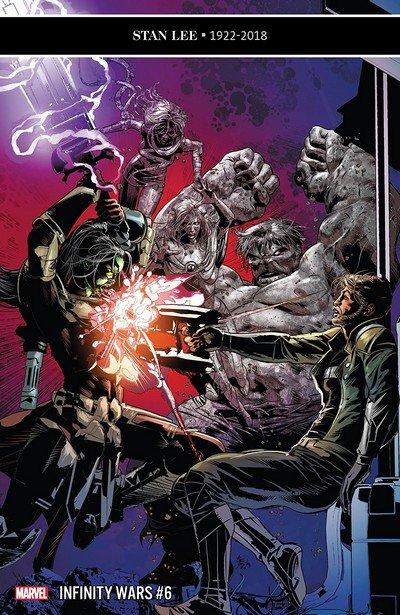 Infinity Wars #6 (2018)