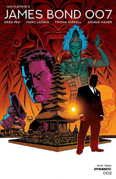 James Bond – 007 #2 (2018)