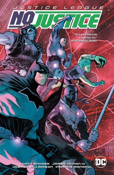 Justice League – No Justice (TPB) (2018)