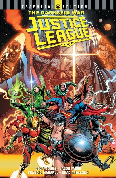 Justice League – The Darkseid War (DC Essential Edition) (2018)