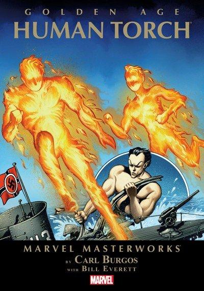 Marvel Masterworks – Golden Age Human Torch Vol. 1 – 3 (2007-2013)
