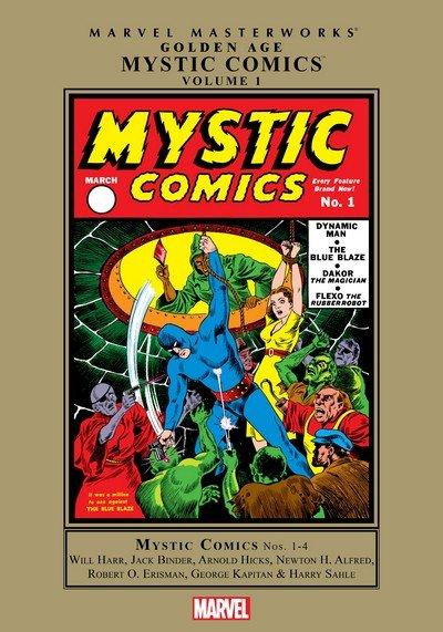 Marvel Masterworks – Golden Age Mystic Comics Vol. 1 (2011)