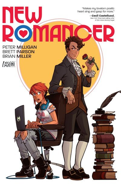 New Romancer (TPB) (2016)