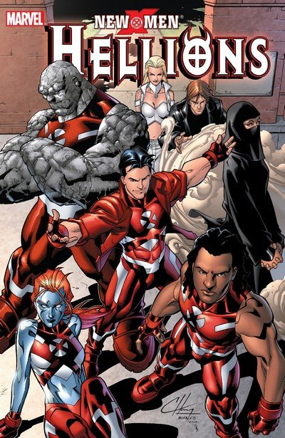 New X-Men – Hellions (TPB) (2005)