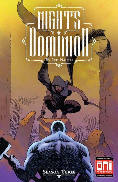 Night's Dominion – Season 3 #3 (2018)