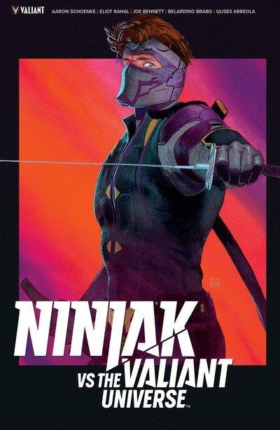Ninjak vs. the Valiant Universe (TPB) (2018)