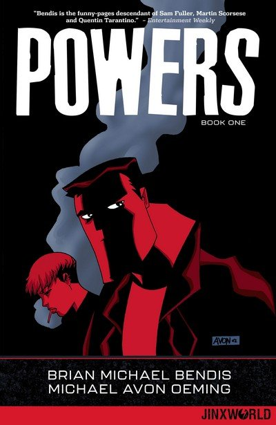 Powers Book 1 – 7 (2018-2019)