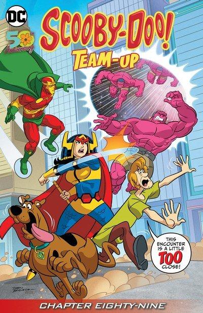 Scooby-Doo Team-Up #89 (2018)
