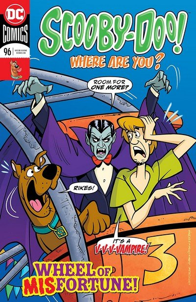 Scooby-Doo Where Are You #96 (2018)